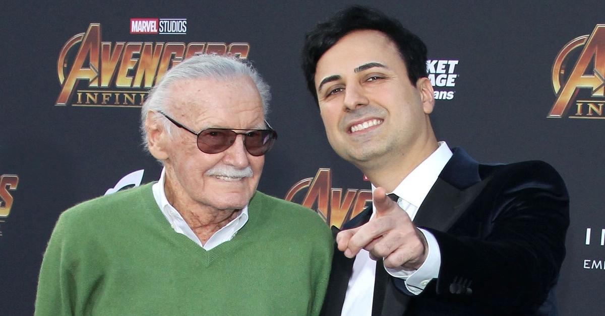 El exmanager de Stan Lee es arrestado por abuso de adultos mayores, fraude y otros cargos