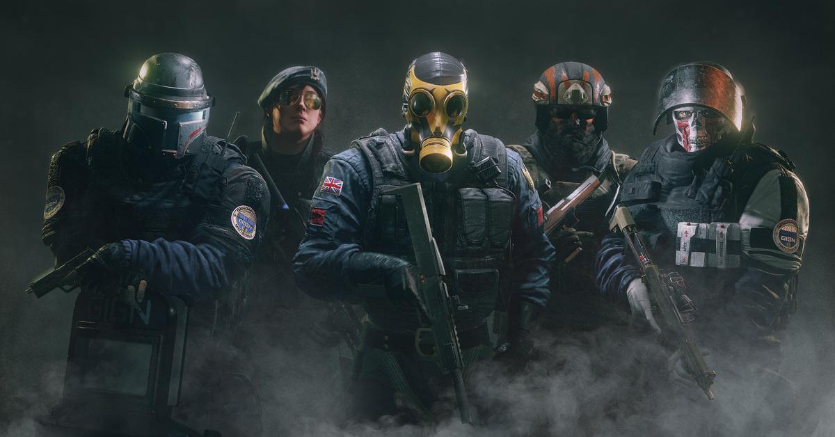 Presentados Rainbow Six Quarantine y nuevo contenido para The Division 2