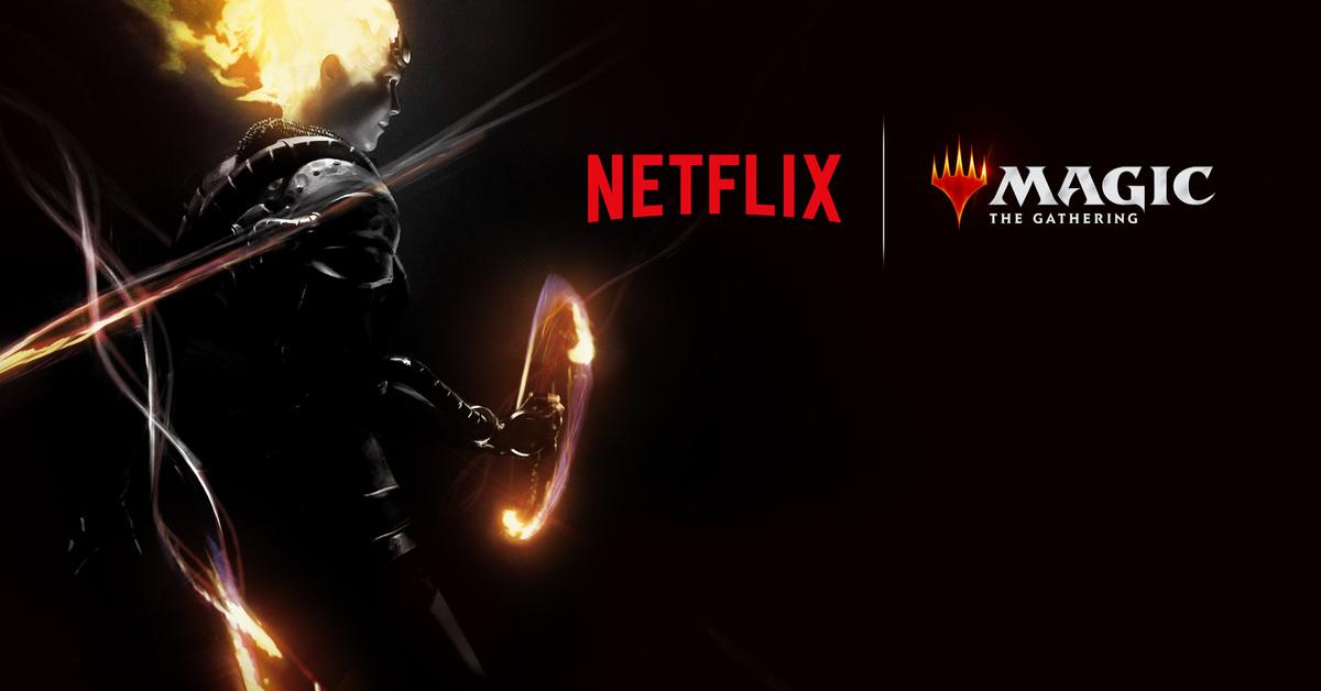 Los directores de Avengers traerán a Netflix una serie animada de Magic: The Gathering