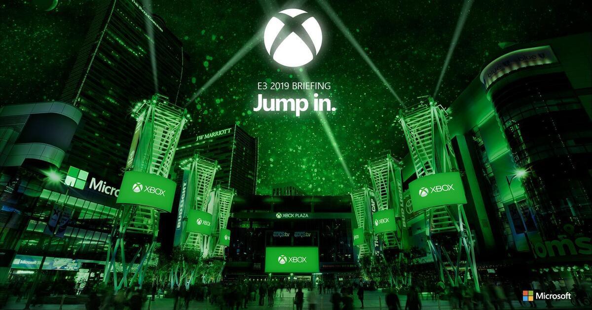 Microsoft arranca su conferencia en el E3 con algunas novedades y exclusivos
