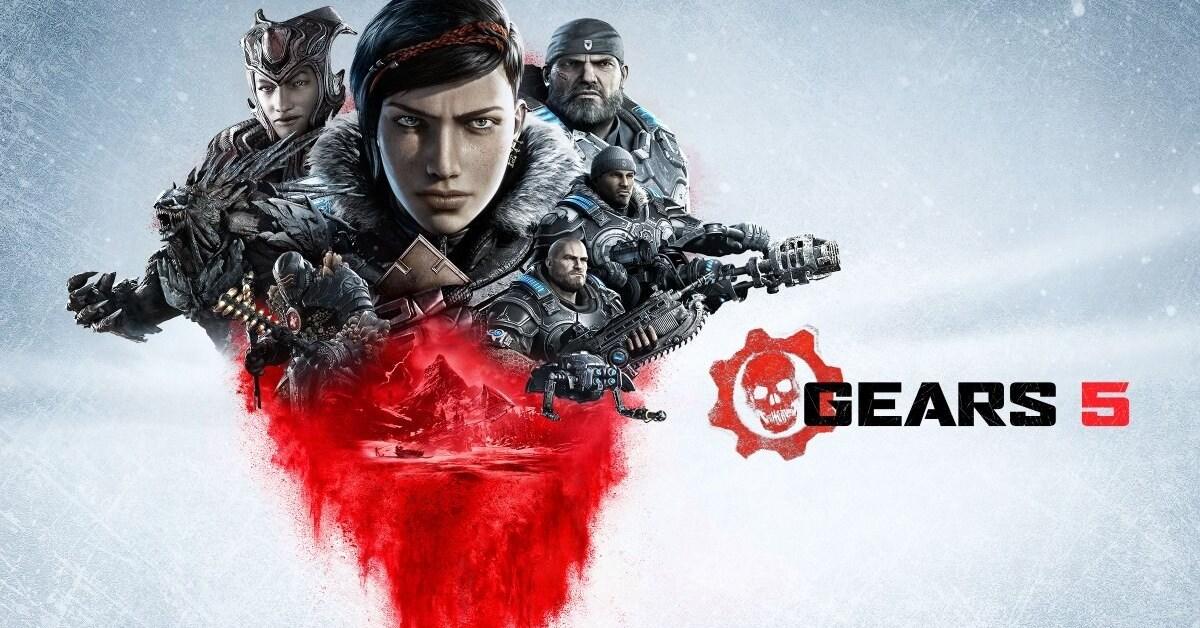 Gears 5 launch date