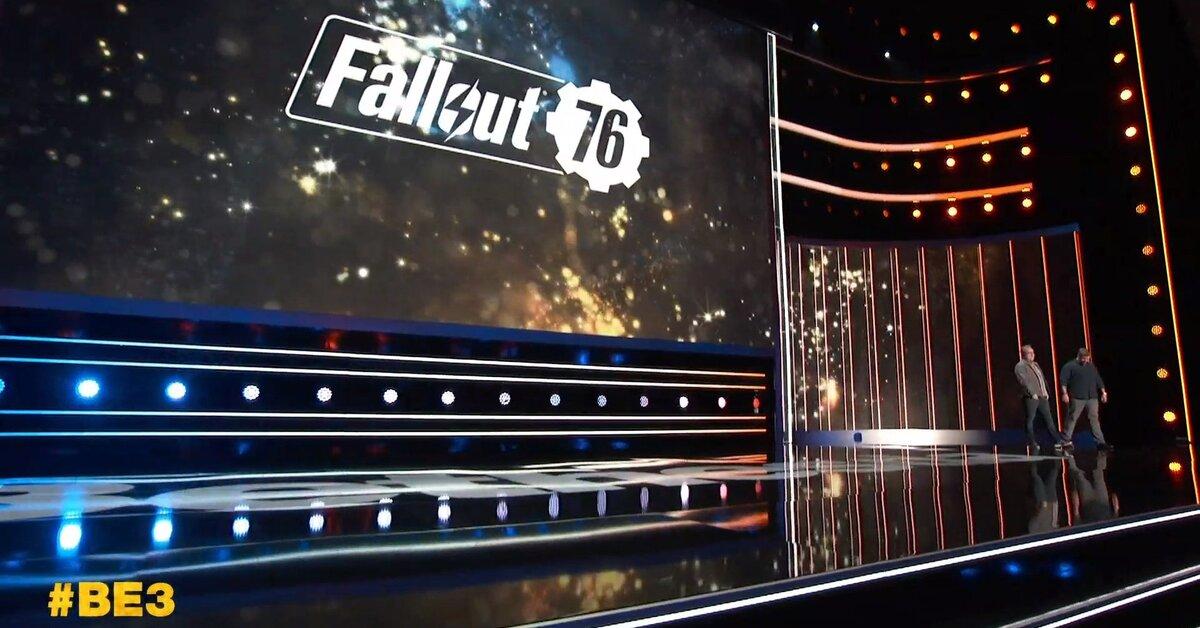 Nuevos contenidos y modo Battle Royale para Fallout 76