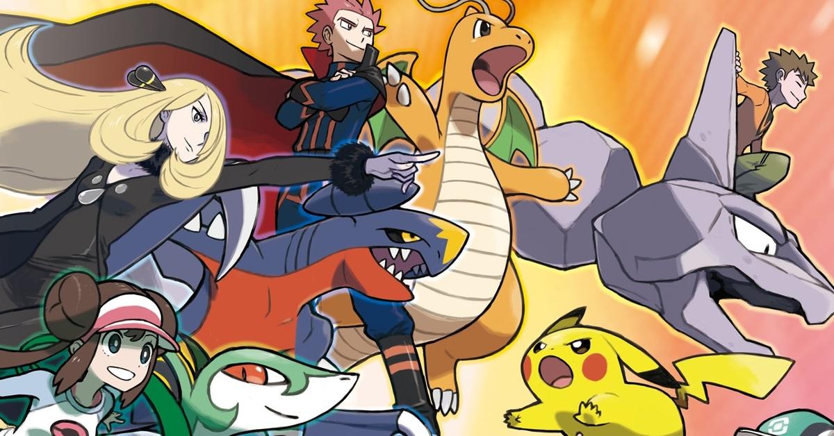 Lo más selecto de los entrenadores llegará a tu móvil en Pokémon Masters