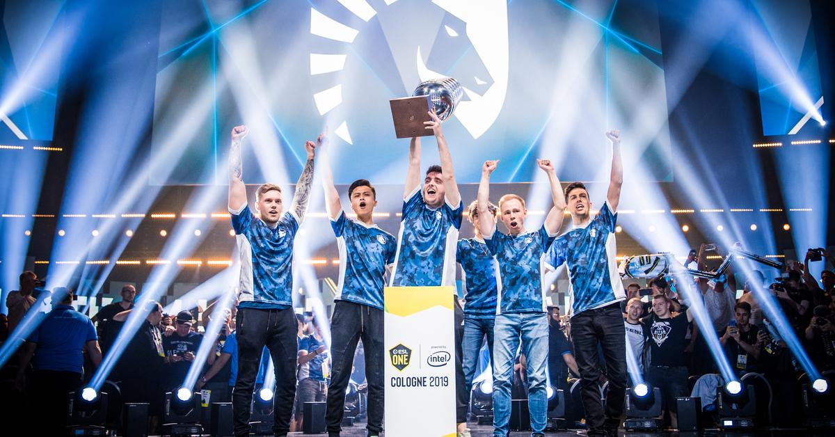 CS:GO: Team Liquid se corona campeón del ESL One Cologne 2019