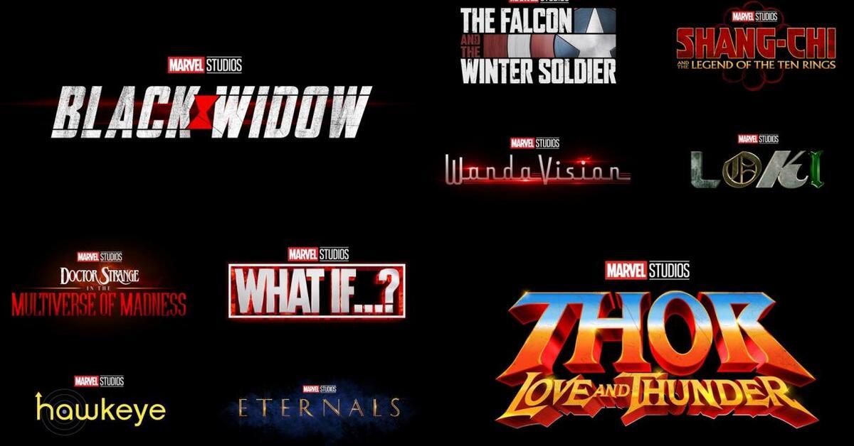 Marvel estrenará series de algunos personajes durante la Fase 4