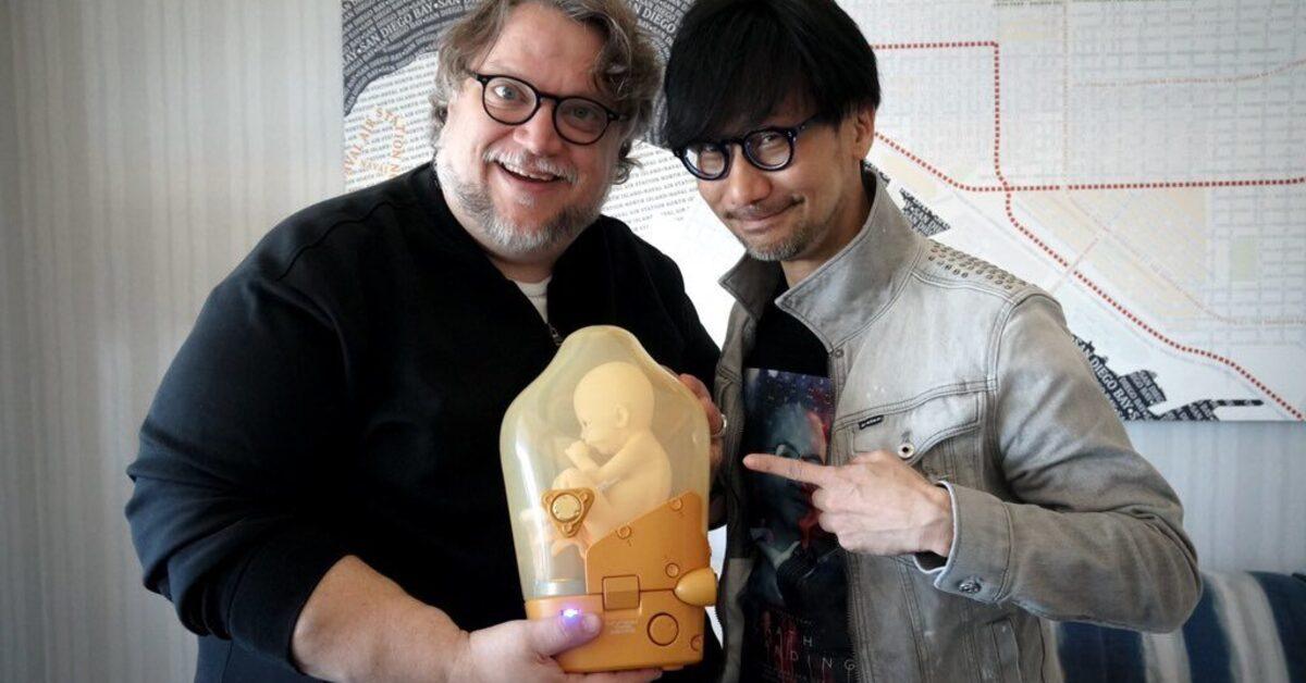 Hideo Kojima fue detenido en la aduana a causa del feto de Death Stranding
