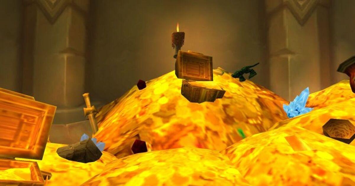 El oro de World of Warcraft es 7 veces más valioso que la moneda de Venezuela