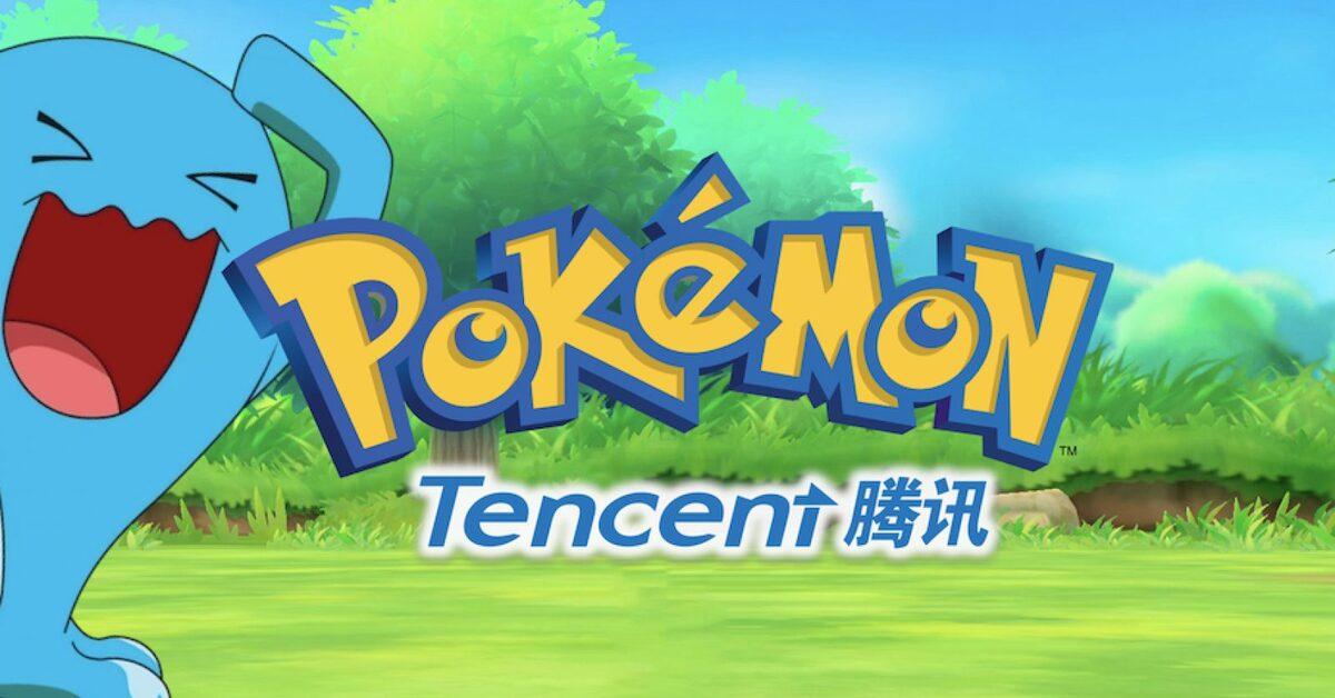 Tencent y The Pokémon Company se unen para crear un nuevo juego móvil