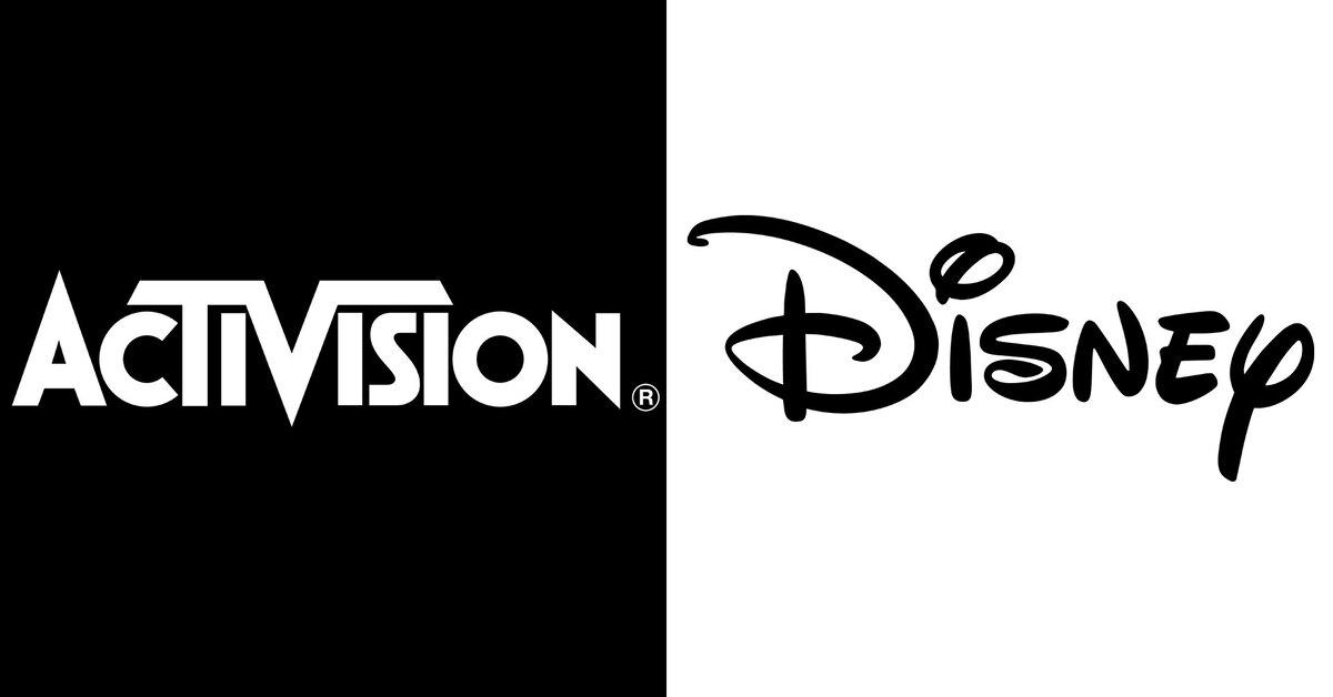 Inversionista sugiere que Disney debería comprar Activision