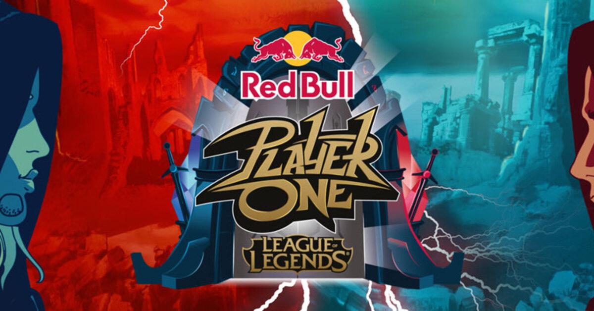League of Legends: Arrancan las inscripciones del Red Bull Player One de Chile