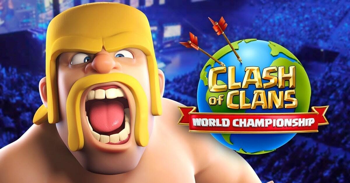 Los mejores equipos de Clash of Clans disputarán el título mundial en octubre