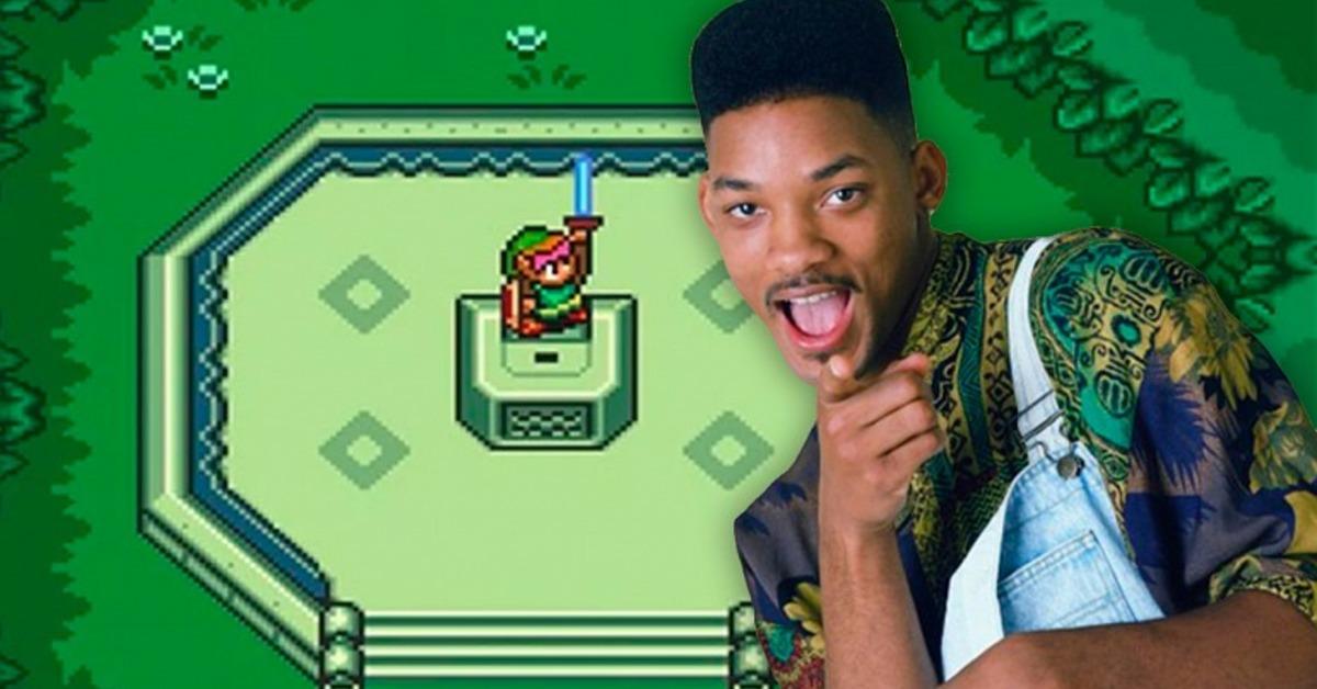 Una entrevista de Nintendo Power revela que Will Smith tenía una obsesión con Zelda