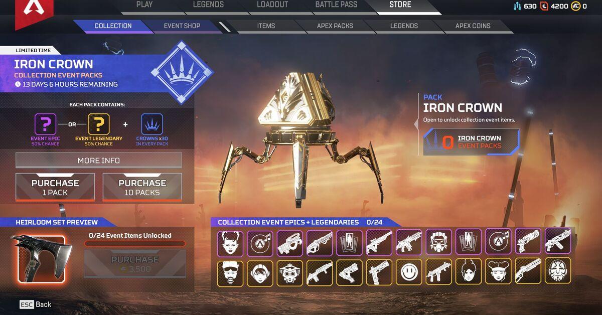 El CEO de Respawn Entertainment se disculpa con los jugadores de Apex Legends por el incidente de Reddit