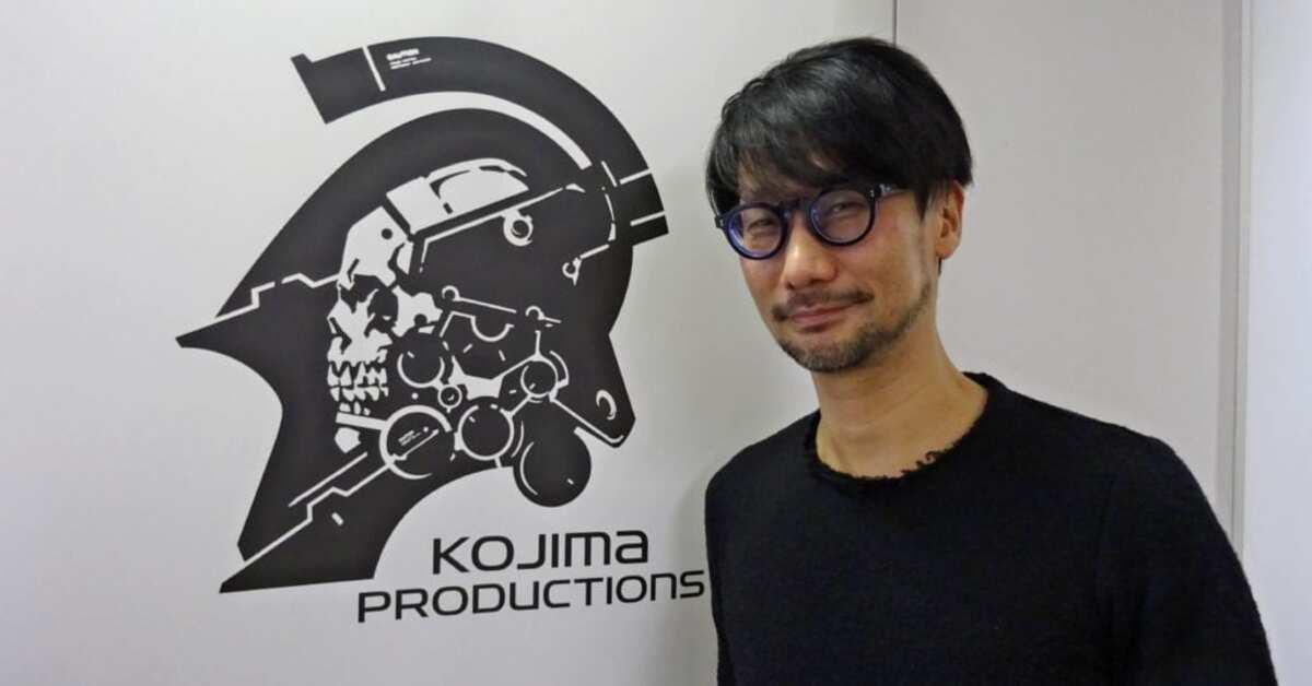 Hideo Kojima descartó un proyecto importante antes de empezar con Death Stranding