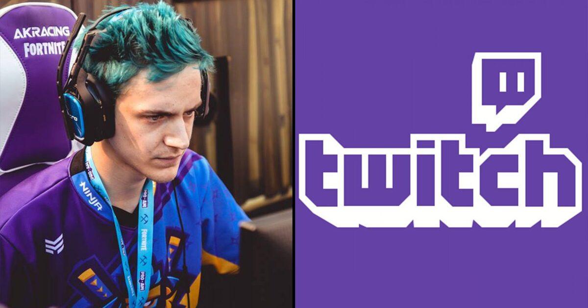 Ninja reclama a Twitch por la promoción de contenido sexual en su antiguo canal