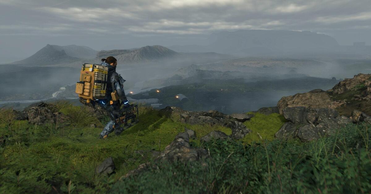 Death Stranding: Hideo Kojima presenta cerca de 50 minutos de gameplay en el Tokyo Game Show