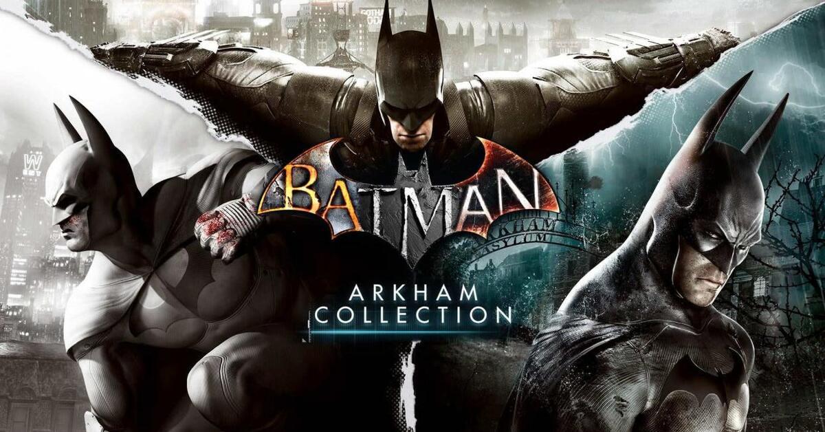 Epic Games Store regala 2 colecciones de juegos de Batman durante una semana