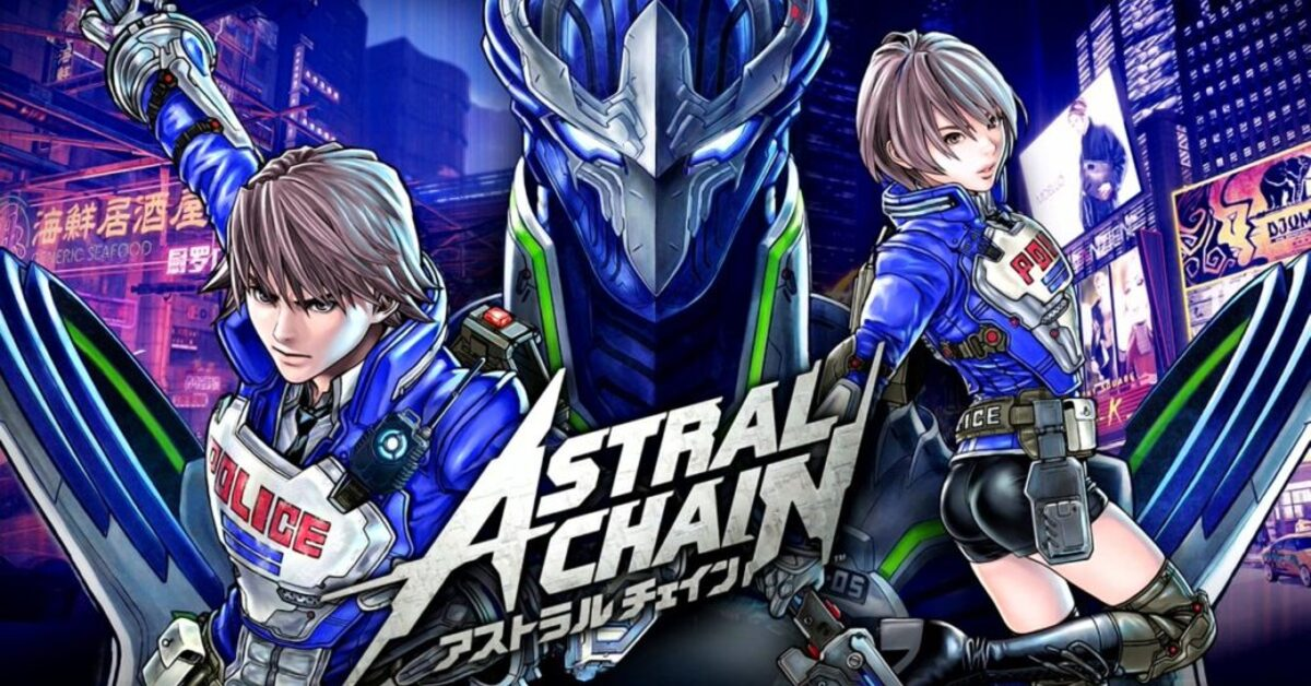 Astral Chain Metacritic