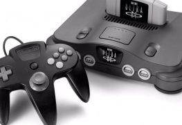 Nintendo Ultra 64 controller prototype