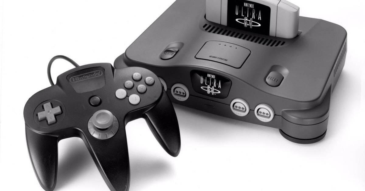 Encuentran un prototipo del control de Nintendo Ultra 64 24 años después
