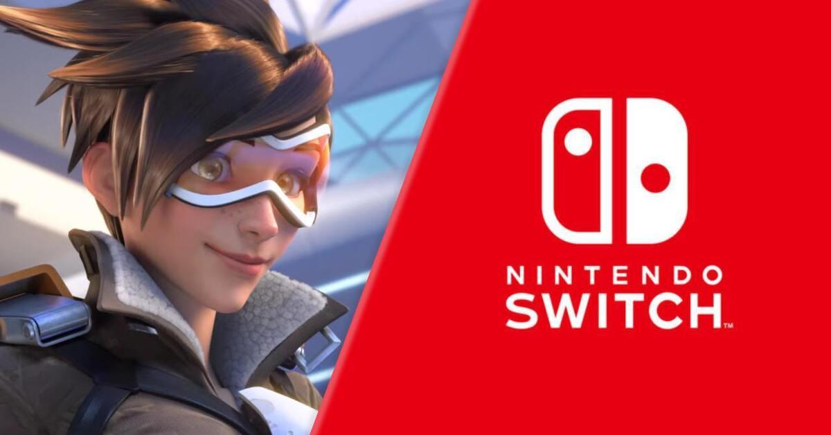 Overwatch estaría llegando a Nintendo Switch en octubre según una filtración