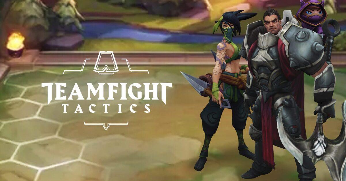 Riot Games anuncia la creación de una escena competitiva para Teamfight Tactics