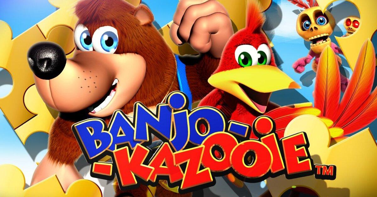 Banjo-Kazooie Remake