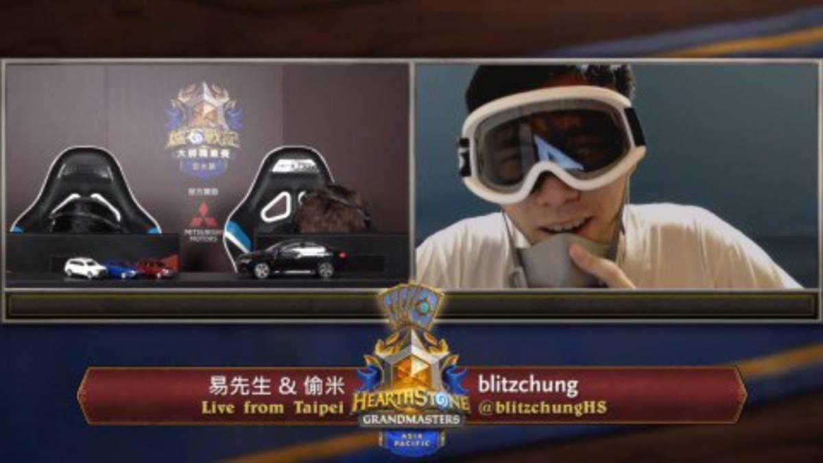 Blizzard expulsa a un jugador que pide la libertad de Hong Kong