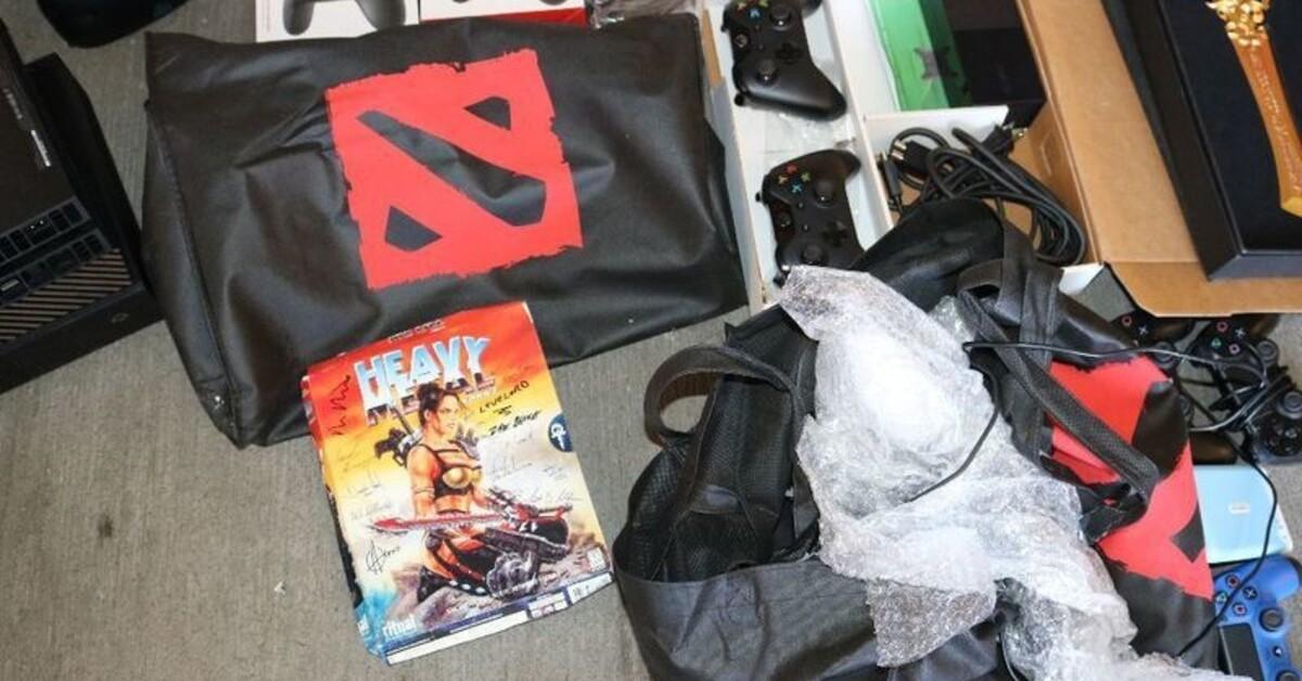 Asaltan las oficinas de Valve y se llevan US$40 mil en juegos y mercancía en un bote de basura