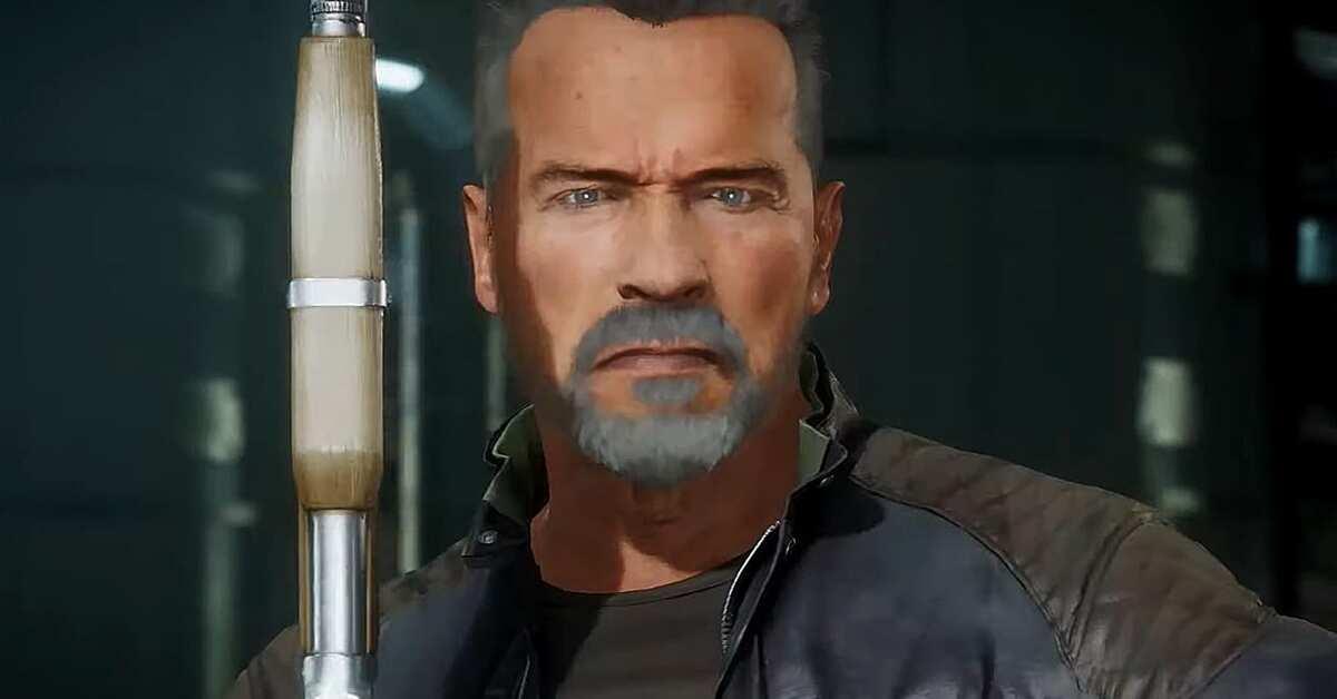 Mortal Kombat 11: Se revela el trailer oficial de Terminator T-800