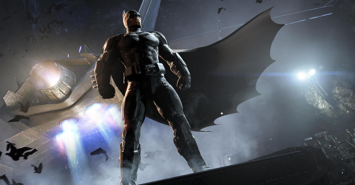 Rumor: Un nuevo juego de Batman sería revelado durante los Game Awards 2019