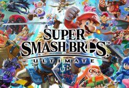 Super Smash Bros. Ultimate best sales Fighting Game