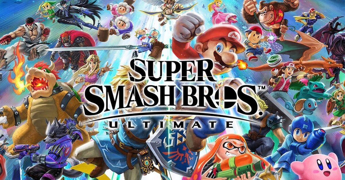 Super Smash Bros. Ultimate se ubica como el juego de peleas con mejores ventas en la historia