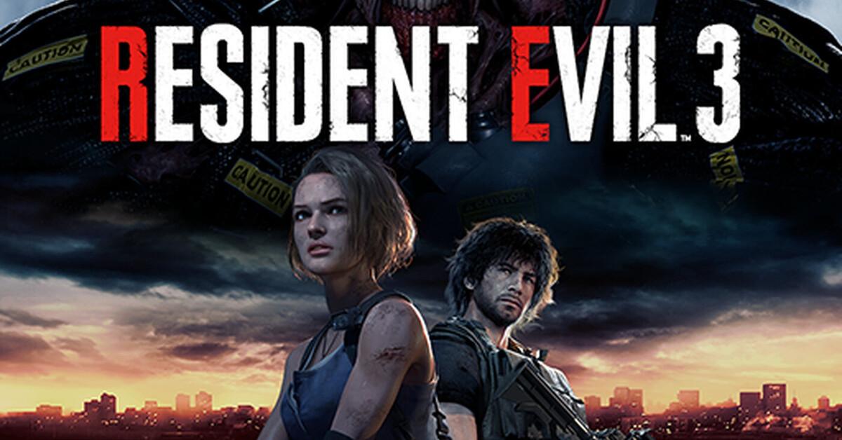 Se filtra la portada del remake de Resident Evil 3 en la PSN de Japón