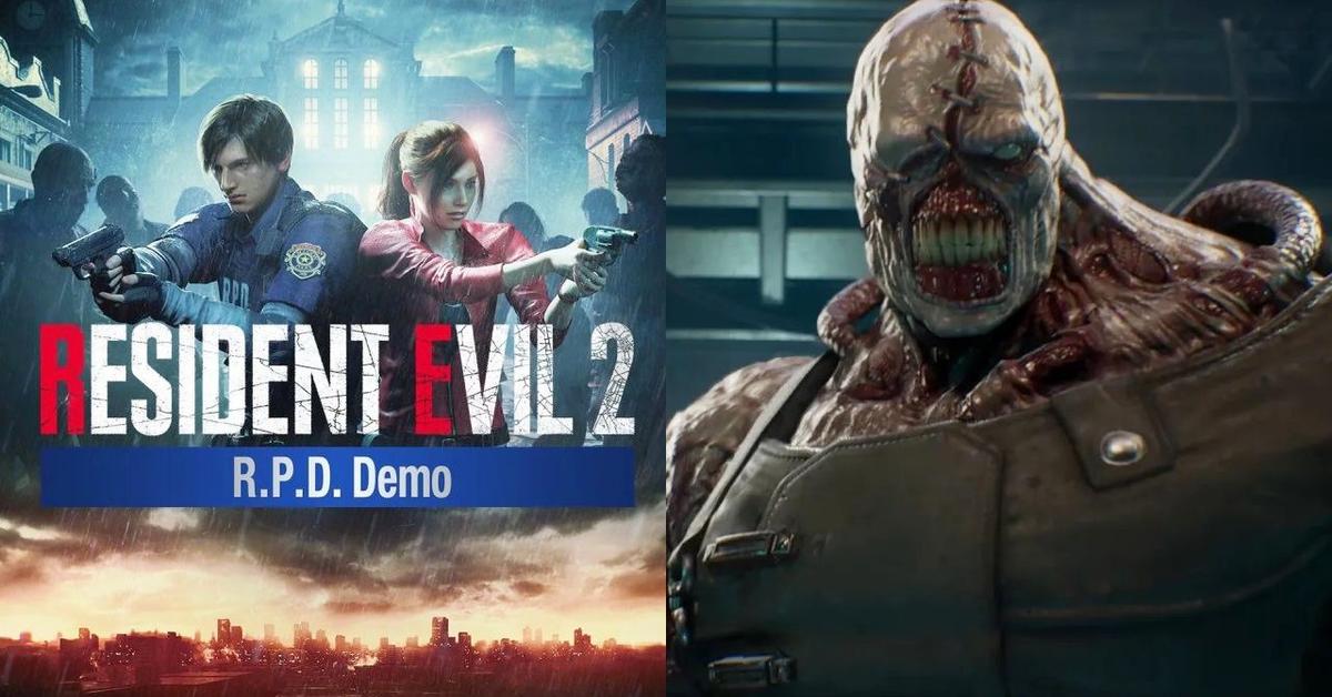 Nemesis está al acecho en el nuevo demo de Resident Evil 2 Remake