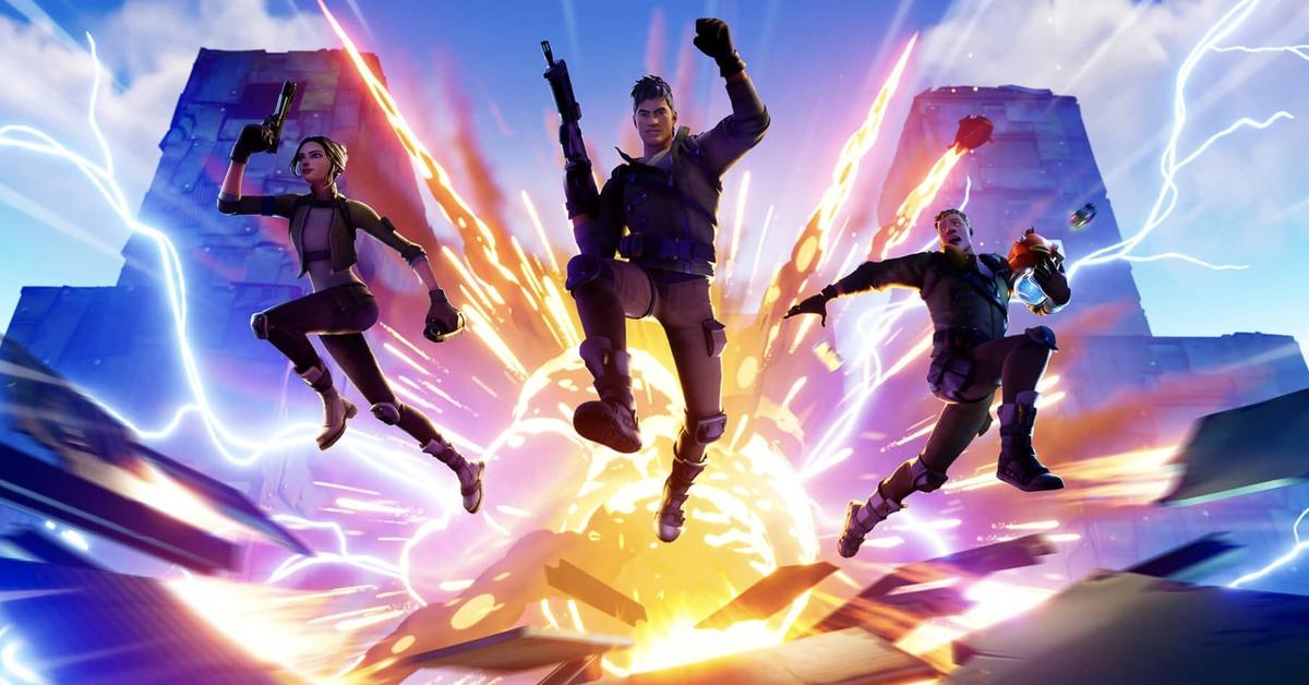 La última actualización de Fortnite te permite crear tus propios modos de juego