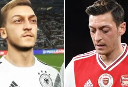 Mesut Özil China Pro Evolution Soccer ban