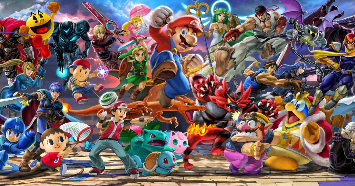 Super Smash Bros. Ultimate es el juego de consola más vendido de la década en Japón