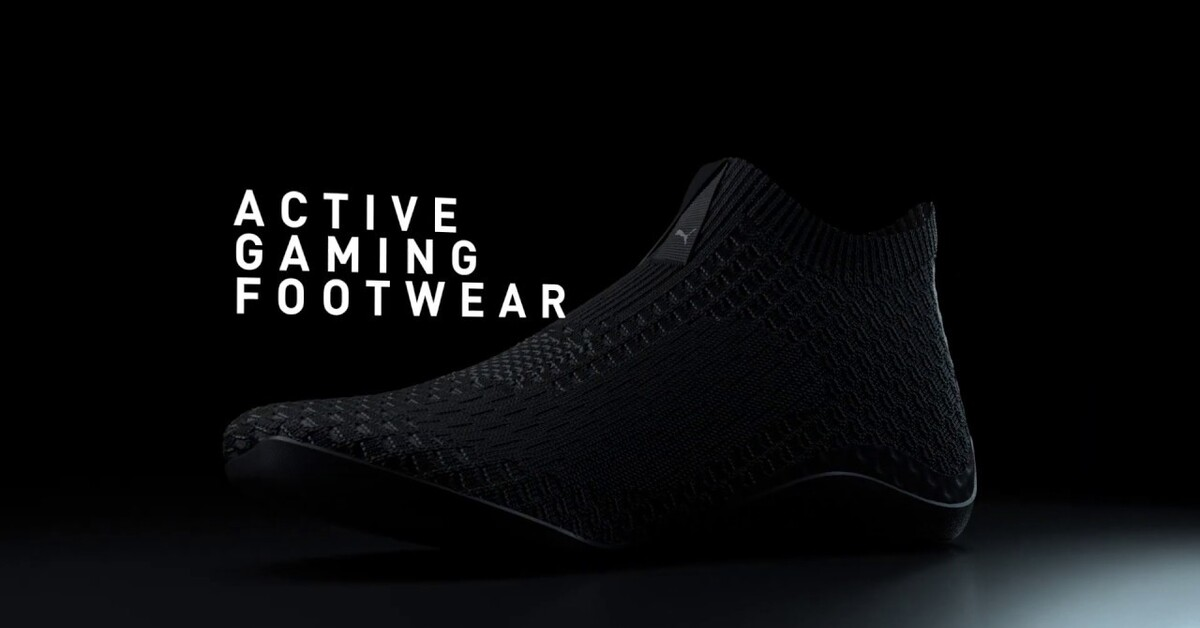 Puma lanza al mercado unos zapatos gamer de US$105 y ni siquiera tienen luces RGB