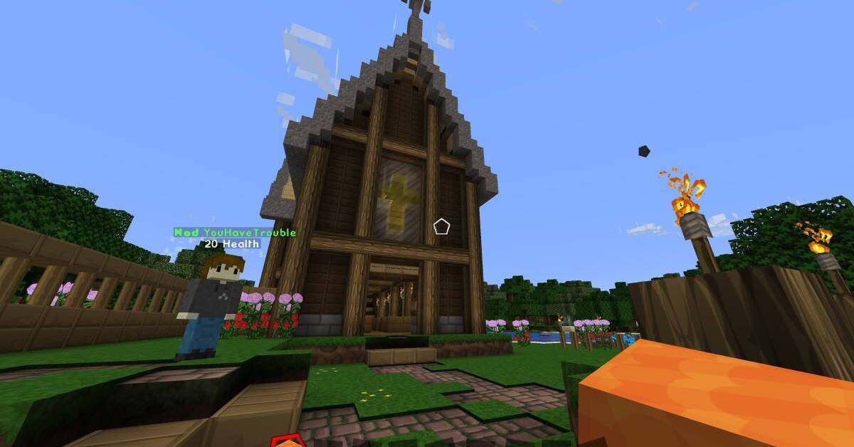 El servidor de Minecraft en el Vaticano se sobrecarga debido a un ciberataque