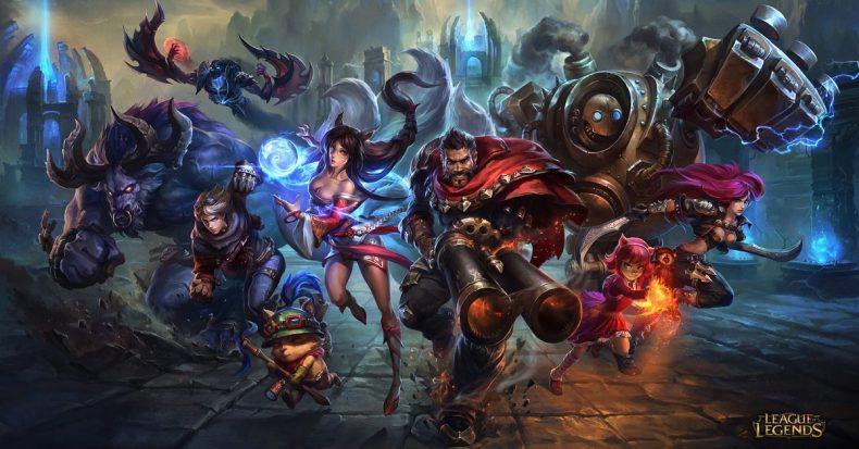 League of Legends 10.4 patch