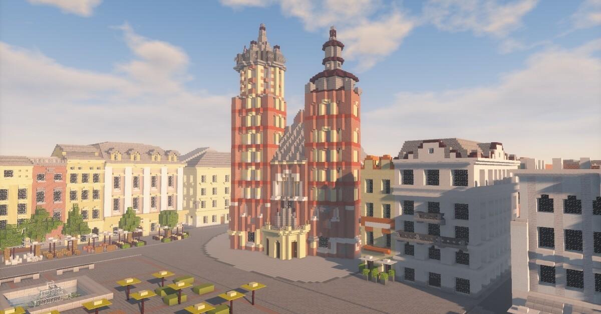 El gobierno de Polonia hace un servidor de Minecraft para tener a los niños ocupados