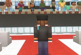 Minecraft Japanese Graduation