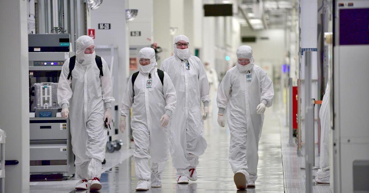 Intel donará alrededor de un millón de equipos de protección sanitaria a trabajadores de la salud