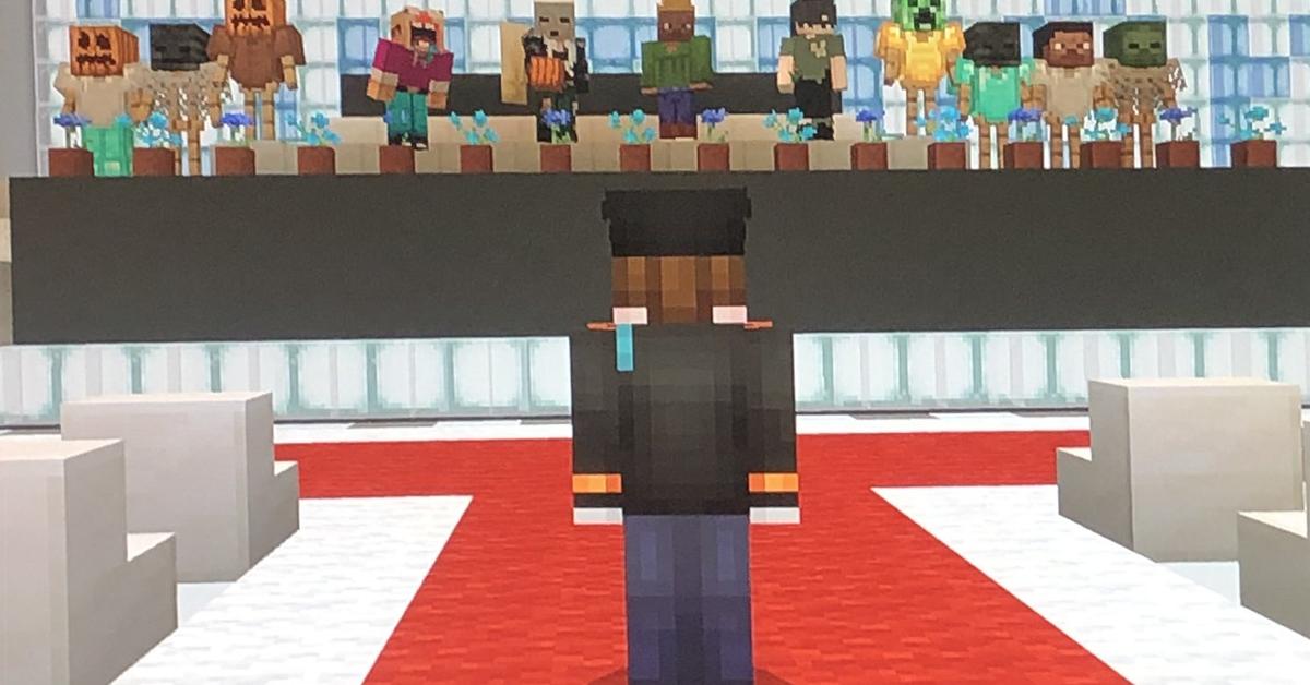 Estudiantes japoneses llevan a cabo su graduación en Minecraft debido a cierre de escuelas por Coronavirus