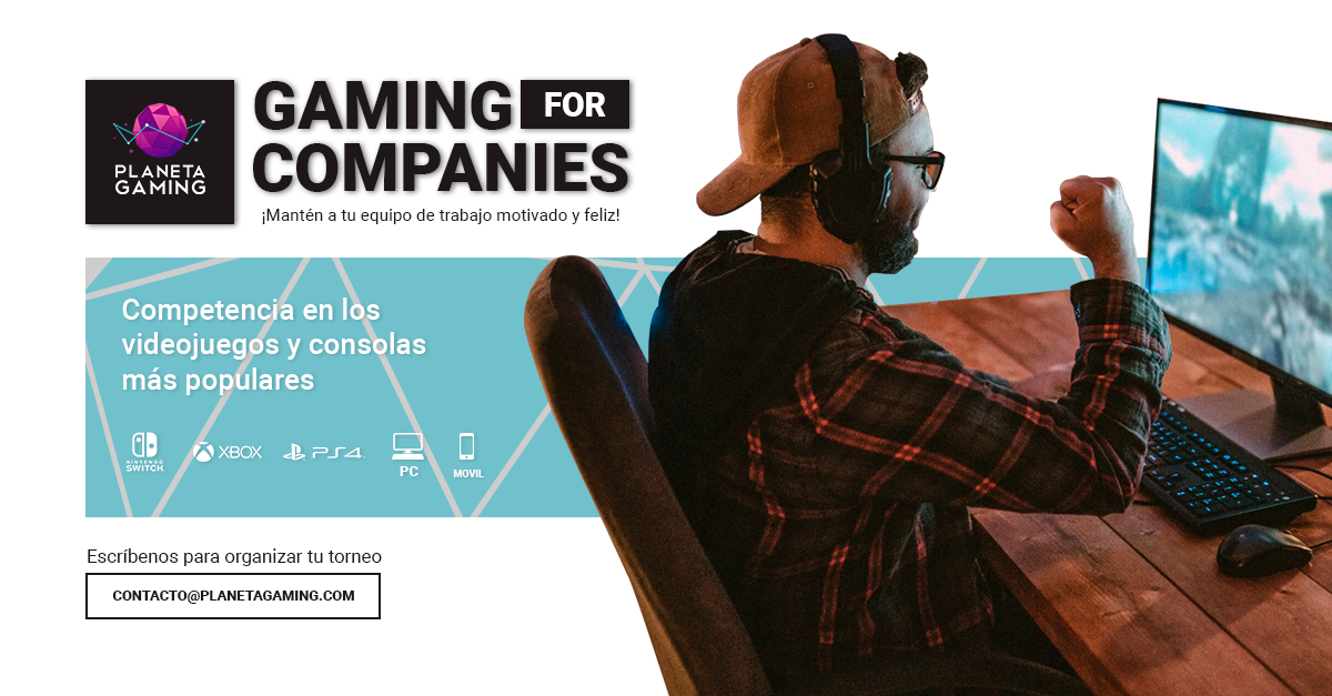 Gaming for Companies
