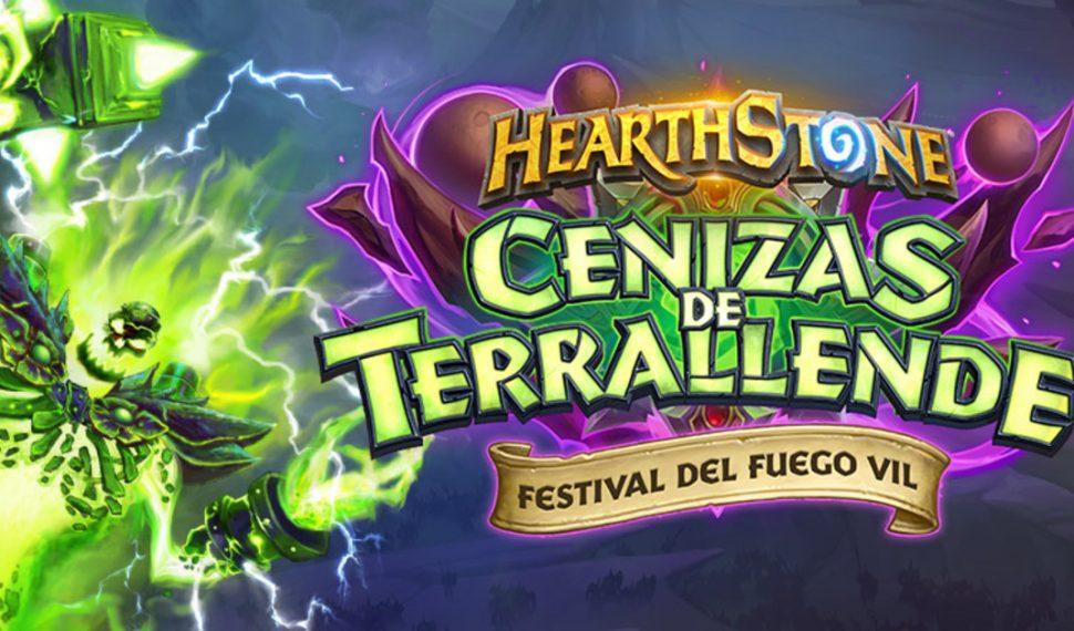 Interesantes eventos llegan a Hearthstone durante el Festival del Fuego Vil