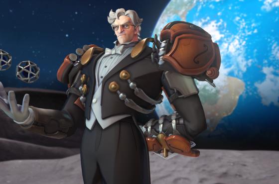 Overwatch: Arranca el desafío Sigma Maestro