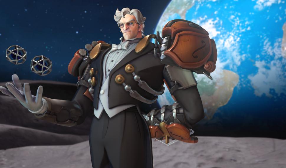 Sigma Maestro Overwatch