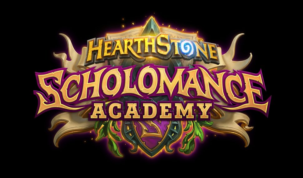 Academia Scholomance llega a Hearthstone en agosto
